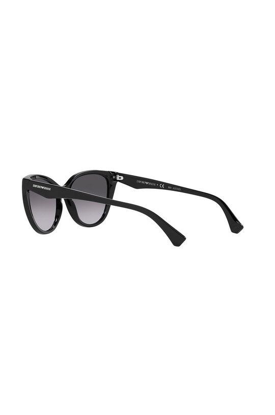 černá Emporio Armani - Sluneční brýle