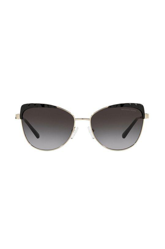 MICHAEL Michael Kors - Okulary przeciwsłoneczne 0MK1084 złoty