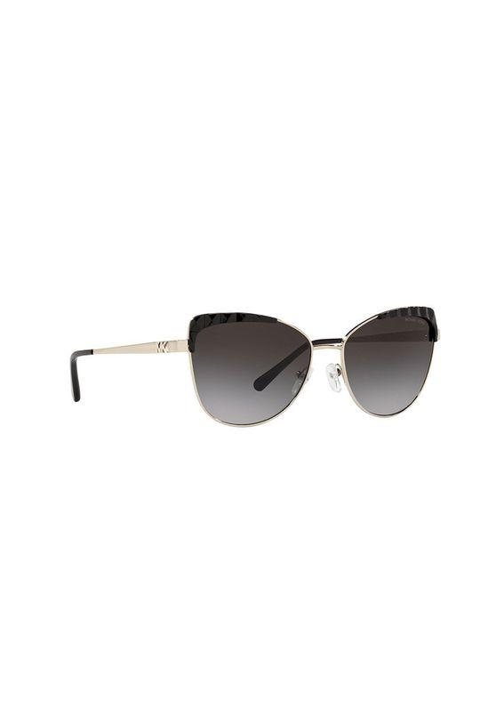MICHAEL Michael Kors - Okulary przeciwsłoneczne 0MK1084 Materiał syntetyczny, Metal