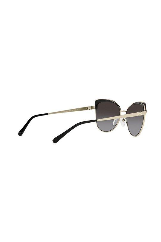 złoty MICHAEL Michael Kors - Okulary przeciwsłoneczne 0MK1084