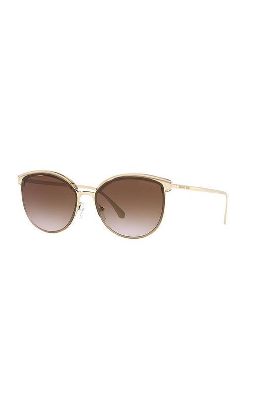 zlatá MICHAEL Michael Kors - Sluneční brýle 0MK1088 Dámský