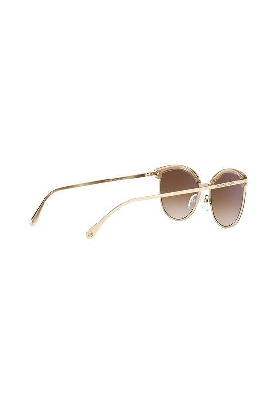 zlatá MICHAEL Michael Kors - Sluneční brýle 0MK1088