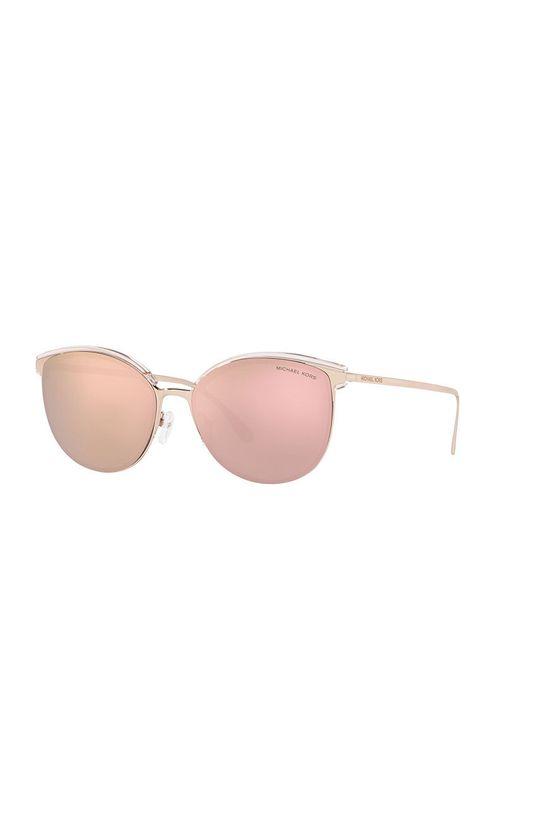 růžová MICHAEL Michael Kors - Sluneční brýle 0MK1088 Dámský