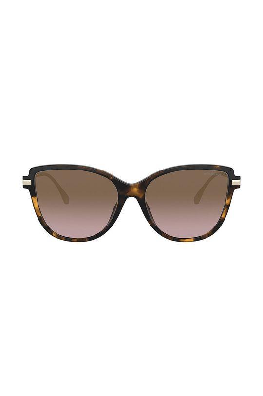 MICHAEL Michael Kors - Okulary przeciwsłoneczne 0MK2130U brązowy