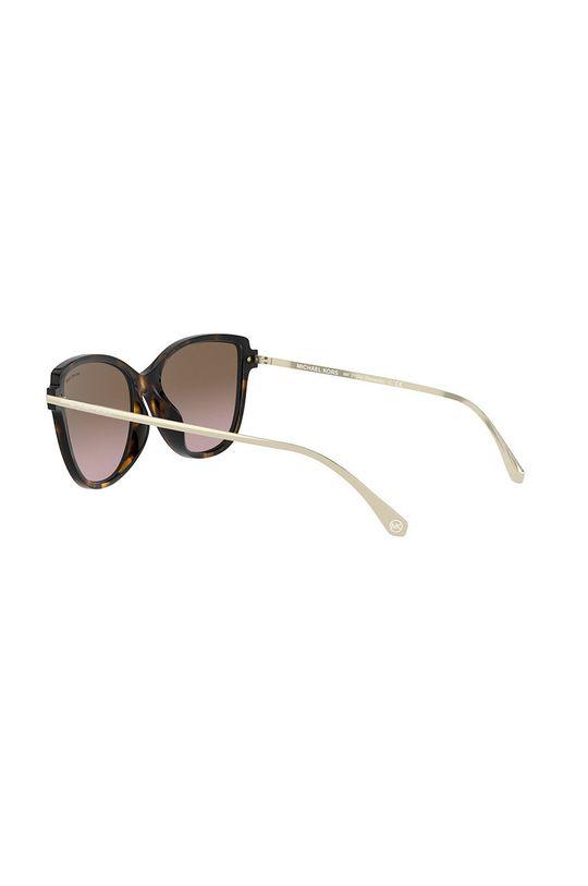 MICHAEL Michael Kors - Okulary przeciwsłoneczne 0MK2130U Materiał syntetyczny, Metal