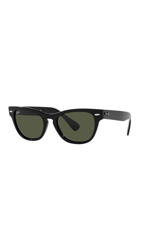 čierna Ray-Ban - Slnečné okuliare LARAMIE Dámsky
