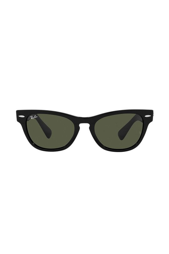 Ray-Ban - Slnečné okuliare LARAMIE čierna