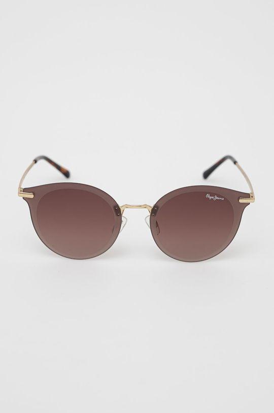 Pepe Jeans - Okulary przeciwsłoneczne Amara złoty