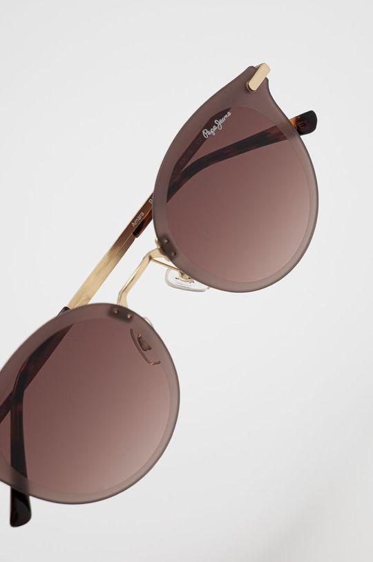 Pepe Jeans - Okulary przeciwsłoneczne Amara Materiał syntetyczny, Metal