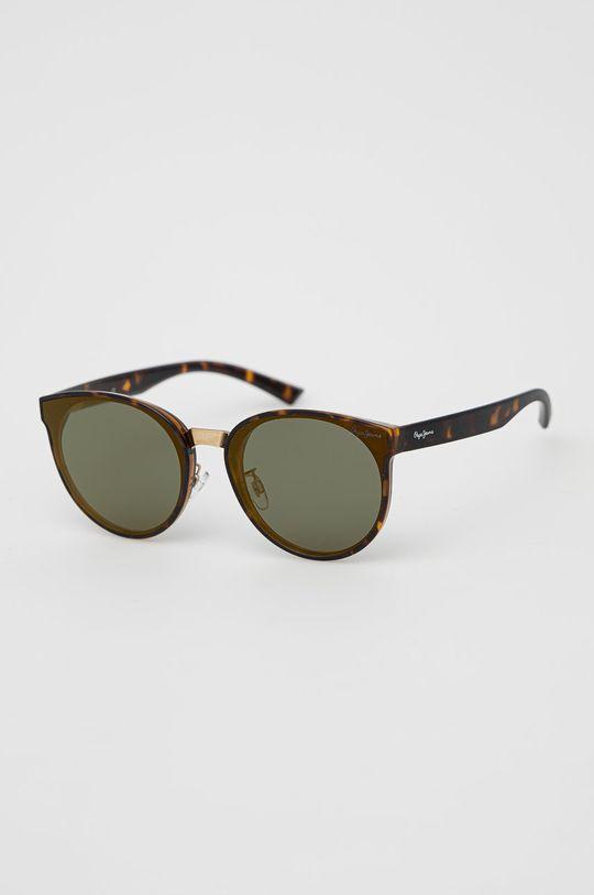 złoty Pepe Jeans - Okulary przeciwsłoneczne Serenity Damski