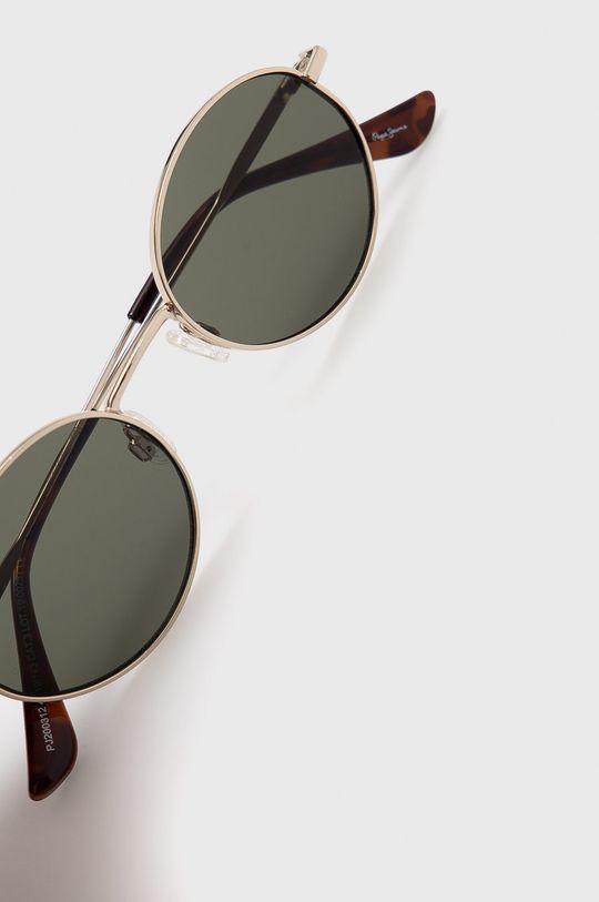 Pepe Jeans - Slnečné okuliare  Syntetická látka, Kov