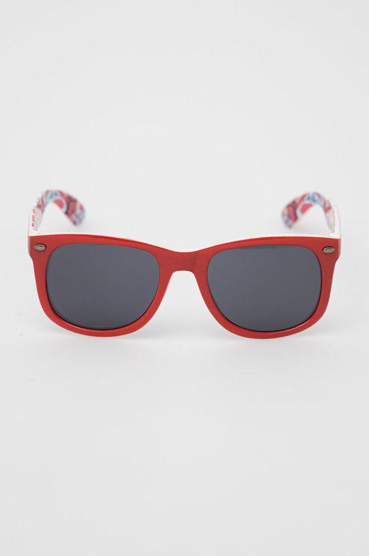 Pepe Jeans - Okulary przeciwsłoneczne 40 Anniversary czerwony