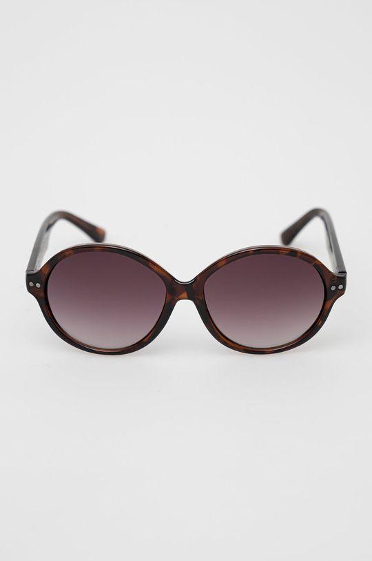 Pepe Jeans - Okulary przeciwsłoneczne Tortoise Rounded brązowy