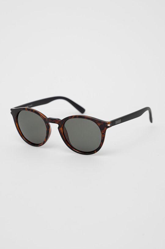 brązowy Pepe Jeans - Okulary przeciwsłoneczne Round Pantos Damski