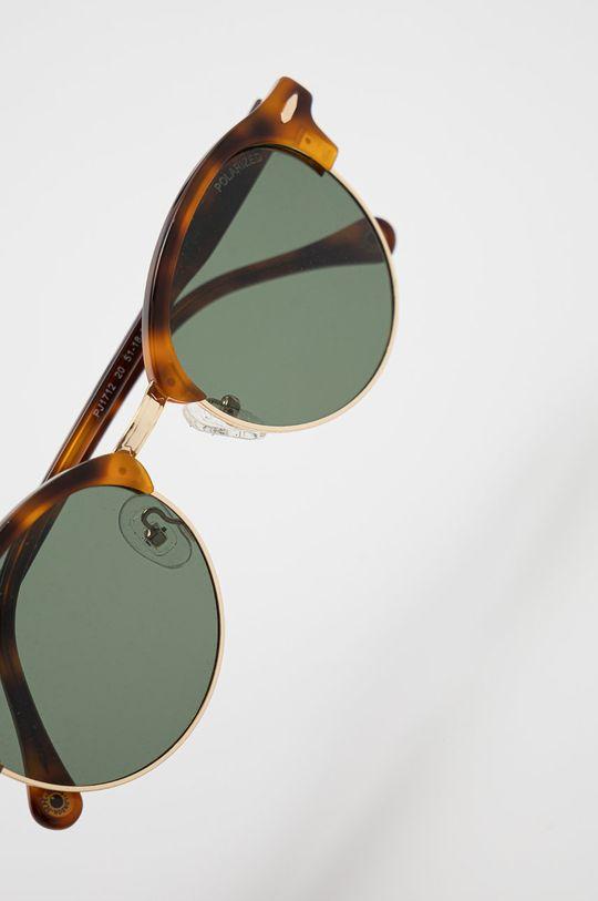 Pepe Jeans - Sluneční brýle Round Clubmaster  Umělá hmota, Kov