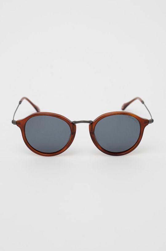 Pepe Jeans - Okulary przeciwsłoneczne Pantos brązowy
