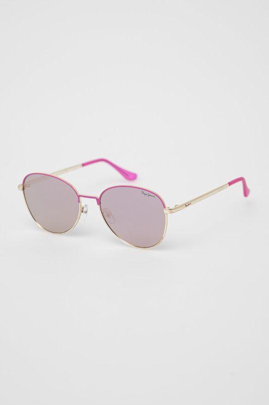 růžová Pepe Jeans - Sluneční brýle Becca Dámský