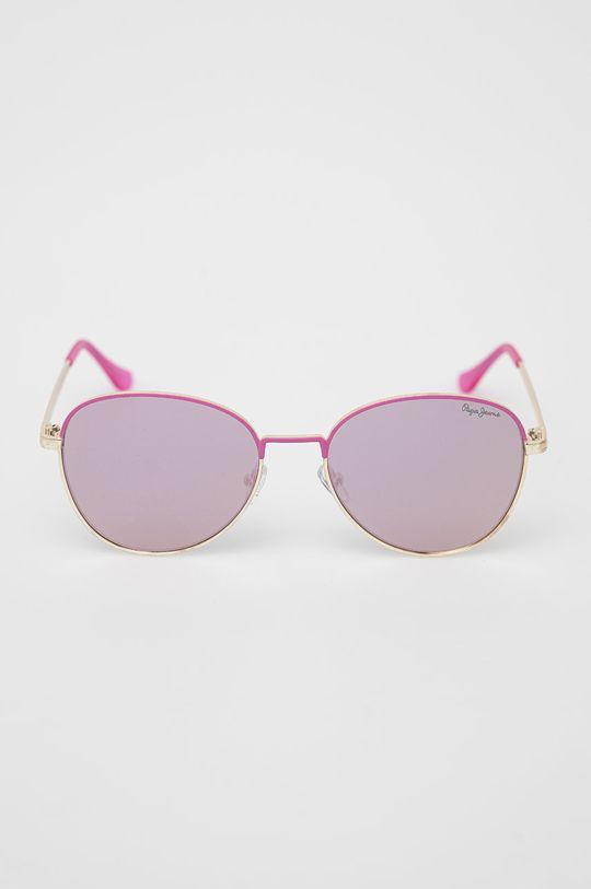 Pepe Jeans - Sluneční brýle Becca růžová