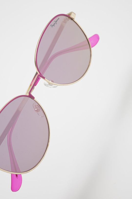 Pepe Jeans - Sluneční brýle Becca  Umělá hmota, Kov