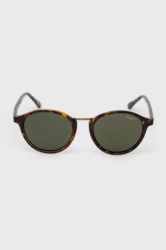Pepe Jeans - Sluneční brýle Janie zlatá