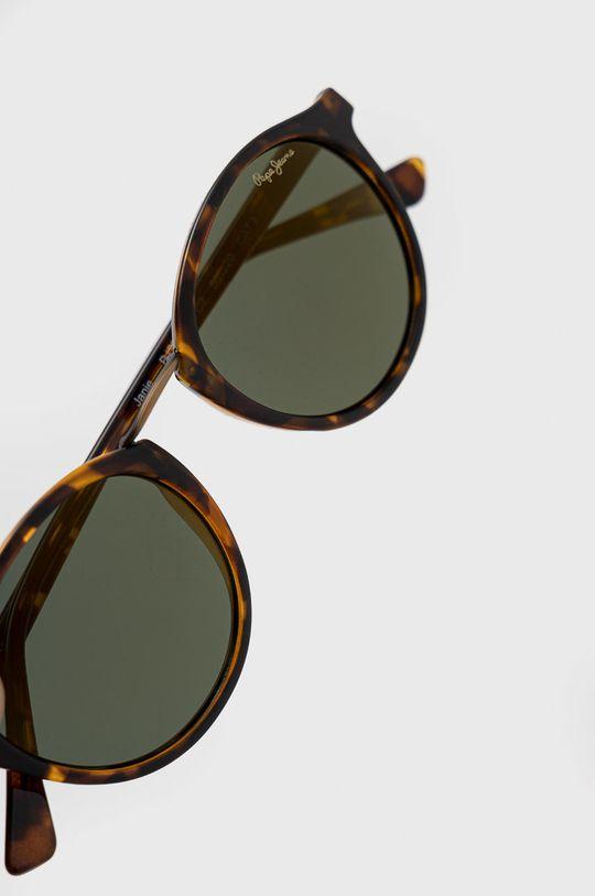 Pepe Jeans - Sluneční brýle Janie  Umělá hmota, Kov
