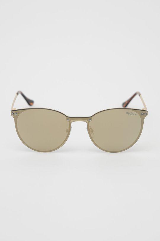 Pepe Jeans - Okulary przeciwsłoneczne Finna złoty