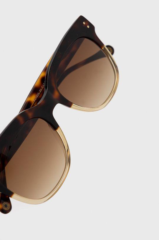 Pepe Jeans - Okulary przeciwsłoneczne Square Pinup Materiał syntetyczny