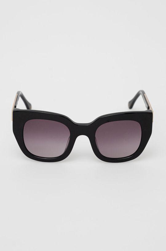 Pepe Jeans - Sluneční brýle Oversize černá