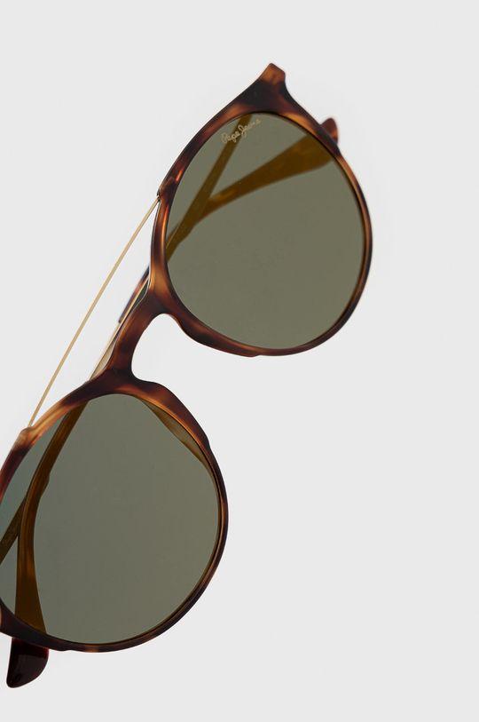 Pepe Jeans - Sluneční brýle Ansley  Umělá hmota, Kov