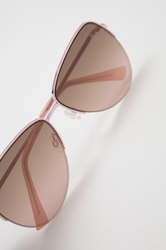 Pepe Jeans - Sluneční brýle Semi Rimless Aviator  Umělá hmota, Kov