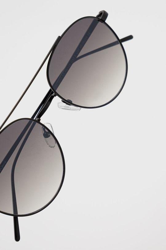 Pepe Jeans - Okulary przeciwsłoneczne Round Metal Double Bridge Materiał syntetyczny, Metal