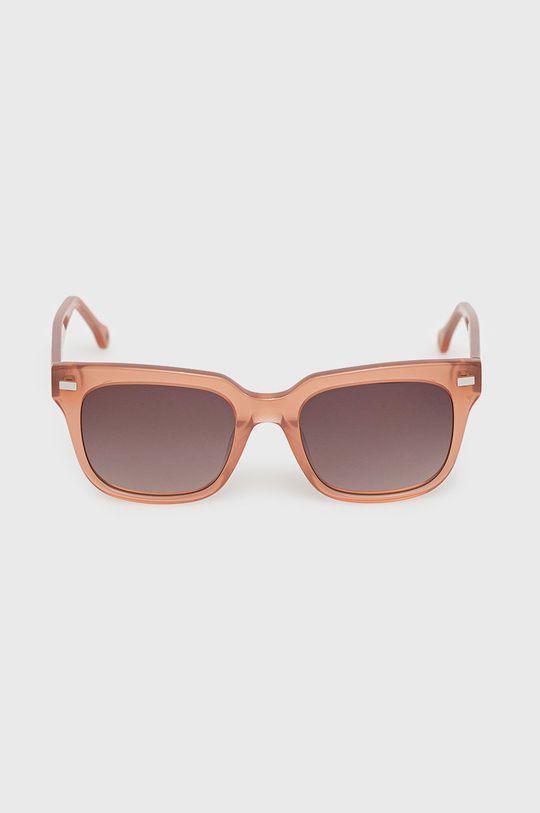 Pepe Jeans - Sluneční brýle Maxi Squared růžová