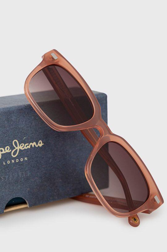 Pepe Jeans - Sluneční brýle Maxi Squared  Umělá hmota