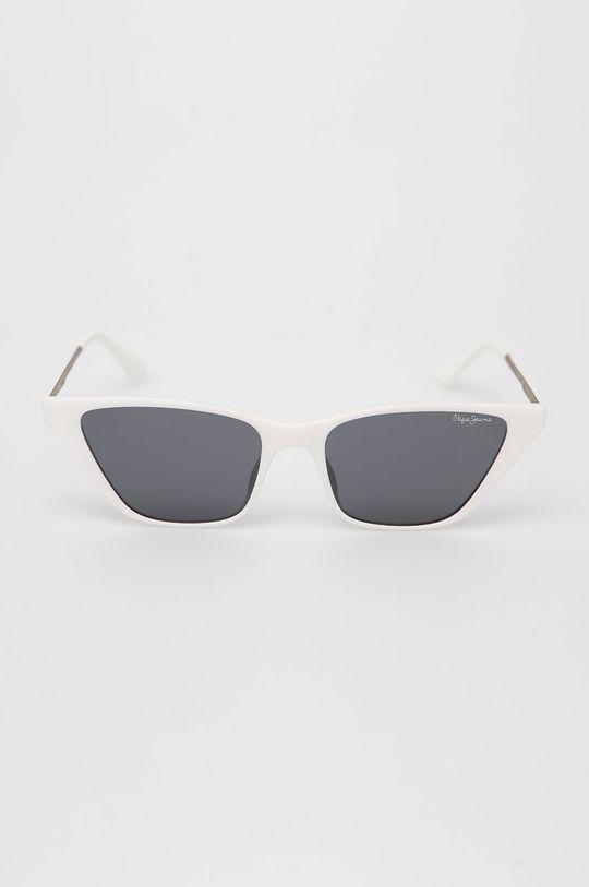 Pepe Jeans - Okulary przeciwsłoneczne Piper biały