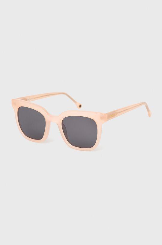 pastelově růžová Pepe Jeans - Sluneční brýle Maxi Squared Dámský