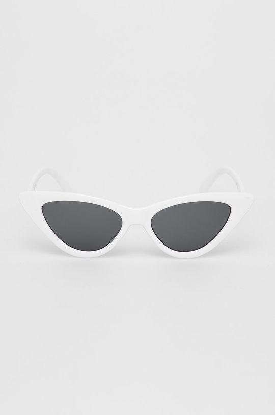 Noisy May - Okulary przeciwsłoneczne biały