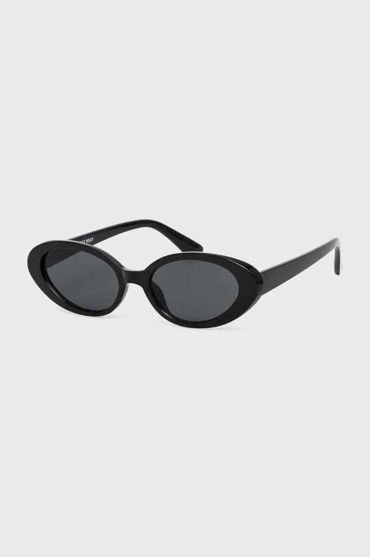 czarny Noisy May - Okulary przeciwsłoneczne Damski
