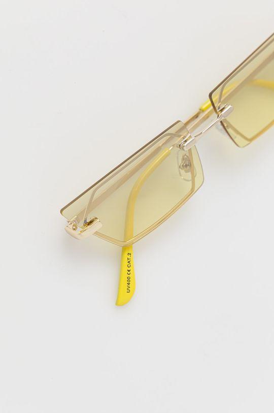 Noisy May - Okulary przeciwsłoneczne Materiał syntetyczny, Metal