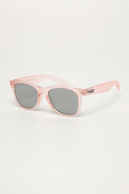 pastelowy różowy Vans - Okulary Męski