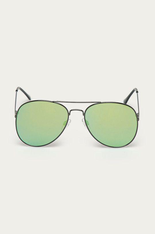 Selected - Sluneční brýle zelená