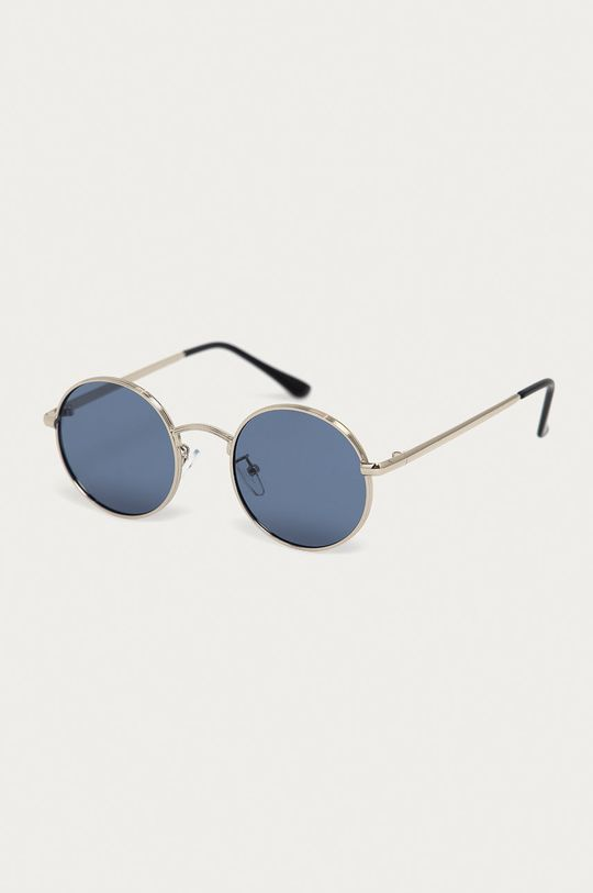 srebrny Only & Sons - Okulary przeciwsłoneczne Męski