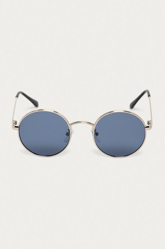Only & Sons - Okulary przeciwsłoneczne srebrny