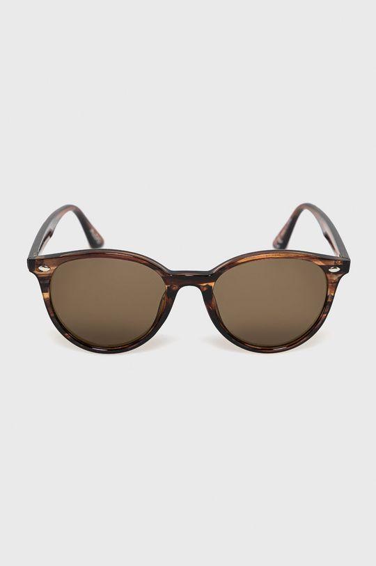 Aldo - Okulary przeciwsłoneczne brązowy