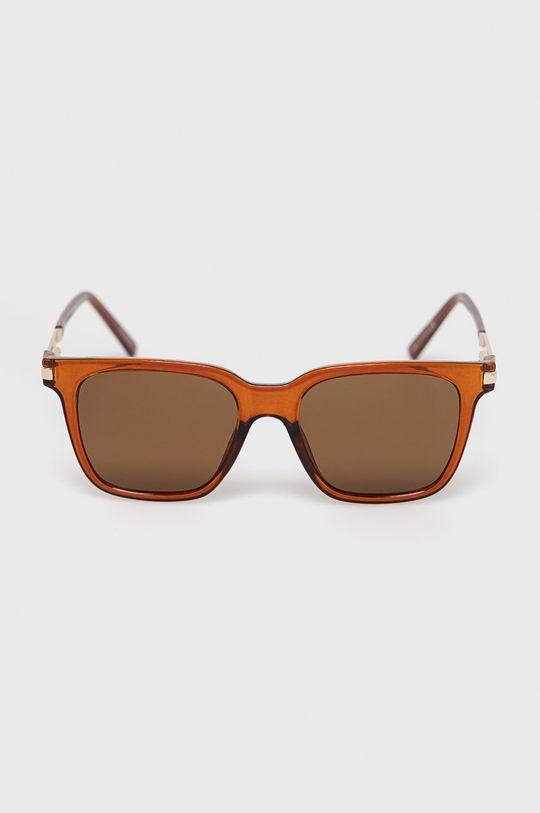 Aldo - Slnečné okuliare zlatohnedá