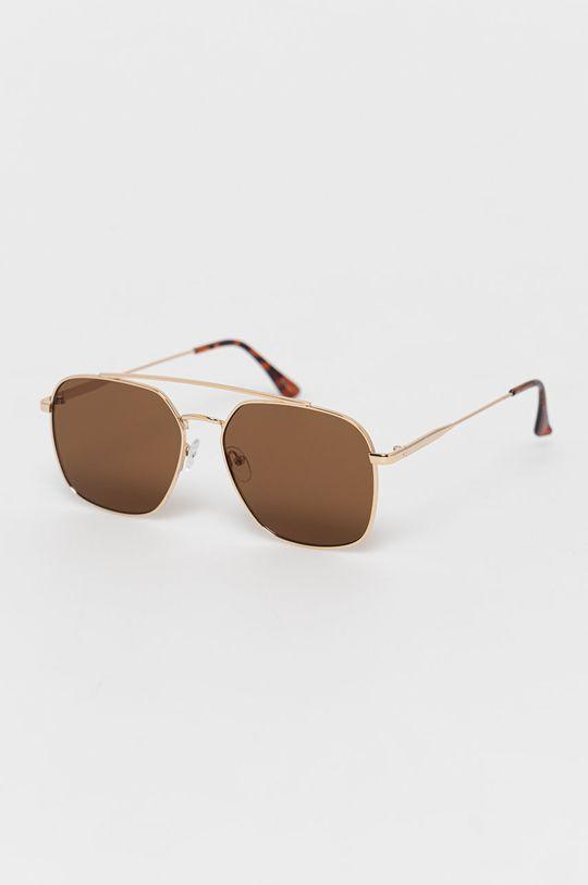 złoty Aldo - Okulary przeciwsłoneczne Męski