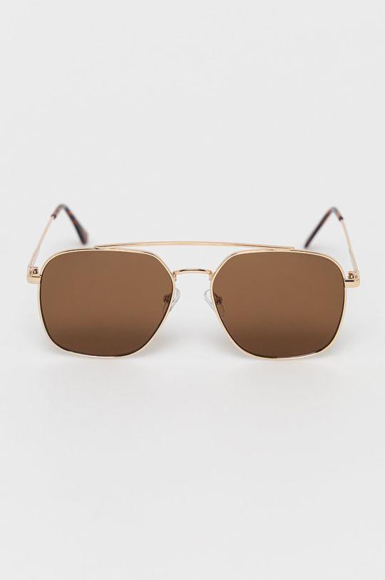 Aldo - Okulary przeciwsłoneczne złoty