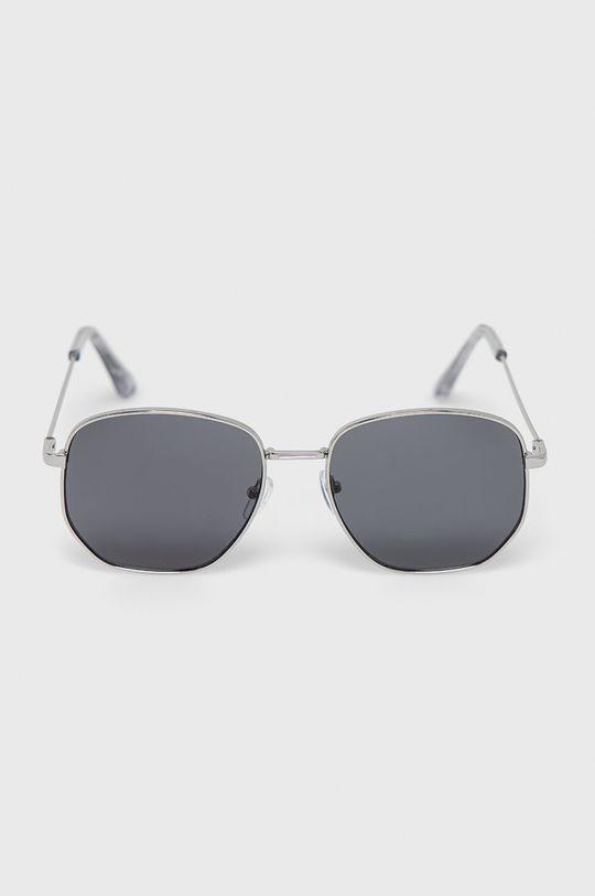 Aldo - Okulary przeciwsłoneczne Brauss srebrny