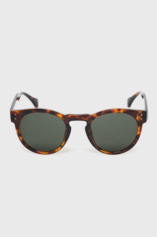 Selected - Slnečné okuliare tmavohnedá