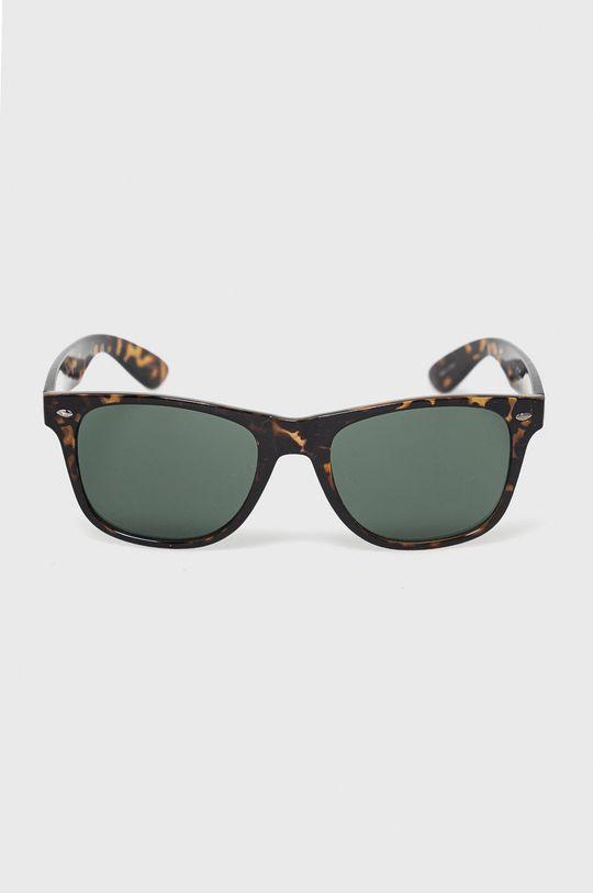 Selected - Okulary przeciwsłoneczne ciemny brązowy