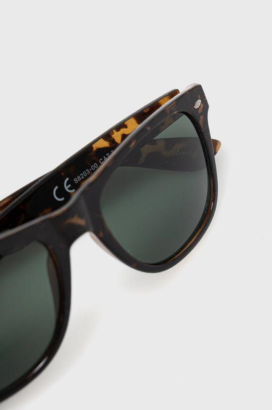 Selected - Okulary przeciwsłoneczne Cholewka: Materiał syntetyczny, Metal